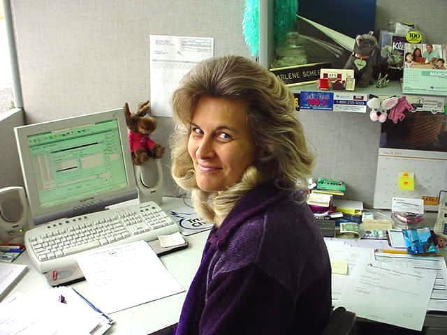 ARLENE SCHEETZ